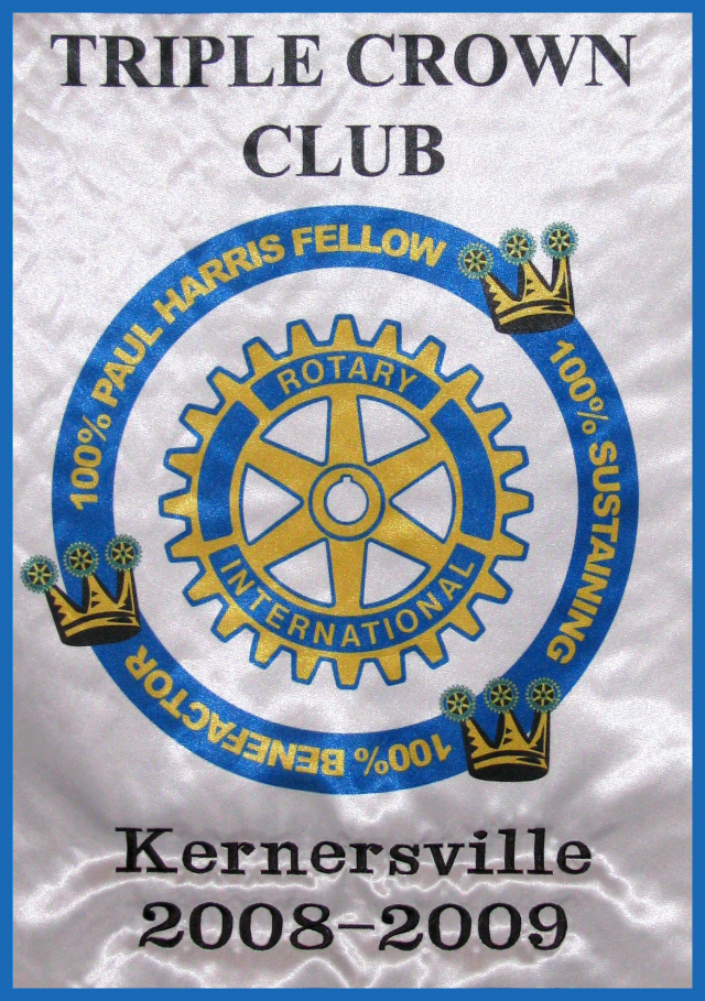 Triple Crown Banner