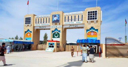 Pakistan-Afghanistan-Border