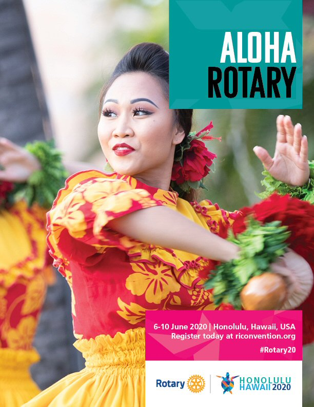 second image for Na Hawaii Regional Convention 2019 with 2020 Rotary Convention - Honolulu - June 6-10 ...