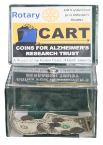 CART Coin Box