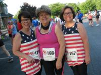 2018 4th of July Race