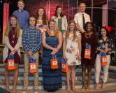 2018 Scholastic Banquet