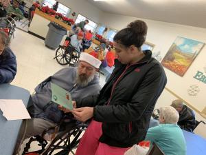 2019 Christmas Nursing Home Visit