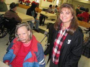 Rotary Nursing Home Visit 2016