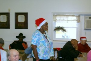 Rotary Nursing Home Visit