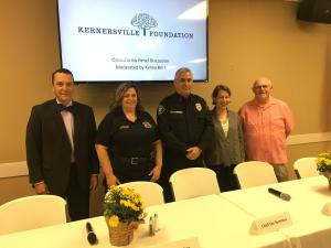 Kernersville Foundation - Opioid Discussion